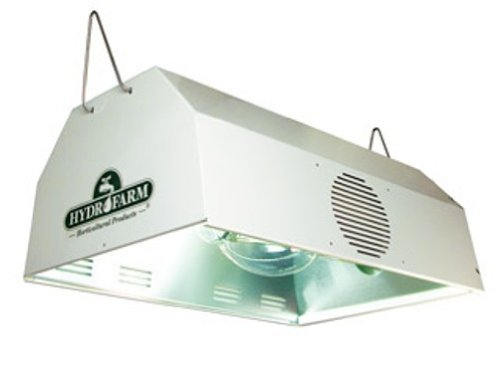 Hydrofarm FLCO200D Complete Fluorescent Grow Light System with 200-Watt Day-Spectrum Tube