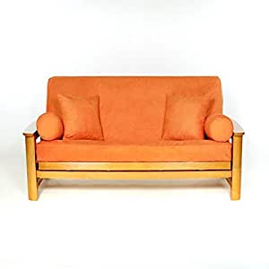 ls covers sussex mandarin full futon cover