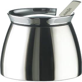Emsa eleganza 506457 zuccheriera con cucchiaino in acciaio for Utensili da cucina in acciaio