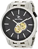 Rip Curl Men's A2405-BLK Detroit Automatic SSS Stainless Ste