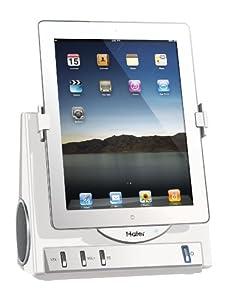 Haier IPD-157W View2 HD iPad Dock, White
