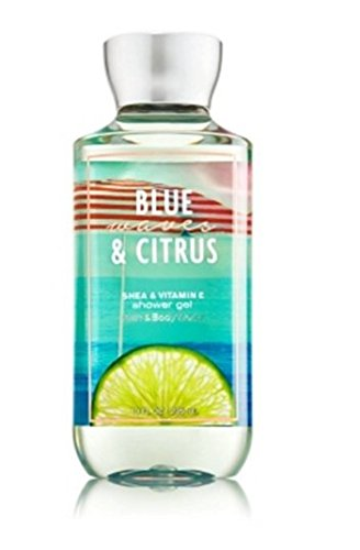 Bath and Body Works Blue Waves & Citrus Shea and Vitamin E Shower Gel 10 Oz (Artisan Deli compare prices)