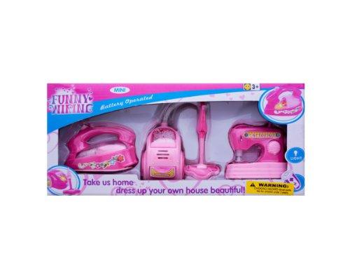 Play Sewing Machine Set - 3 Pack
