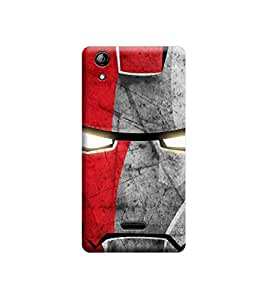 EPICCASE Premium Printed Mobile Back Case Cover With Full protection For Micromax Canvas Selfie 2 Q340 (Designer Case)
