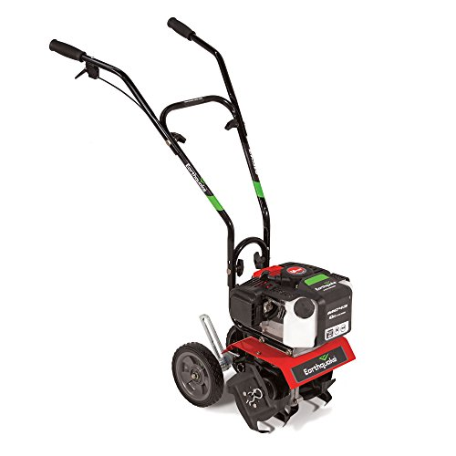 Check Out This Earthquake MC43 Mini Cultivator with 43cc 2-Cycle Viper Engine