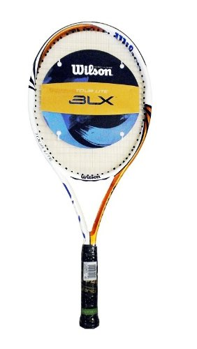 Wilson Tour Lite BLX Tennis Racket + Cover RRP £160 L3