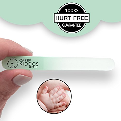 Baby Nail File By Case Kiddos Brand