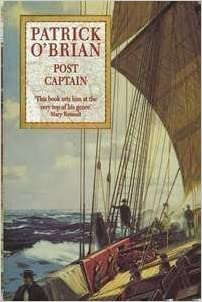 Post Captain (Audio CD) written by Patrick O%27Brian