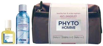 Phyto Homme Healthy Hair & Scalp Regimen for
