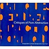 Critiques Of Pure Abstraction (0916365433) by Rosenthal, Mark