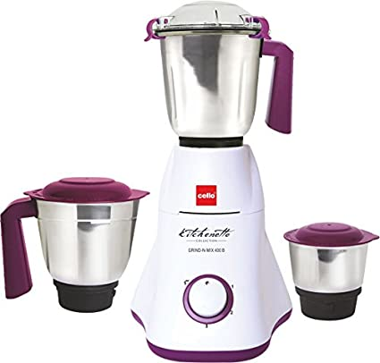 Cello Grind - N - Mix 400 600W Mixer Grinder