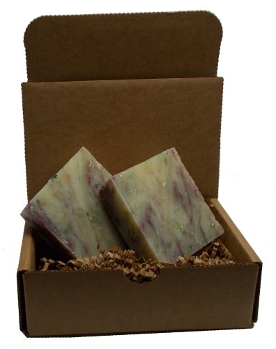 Winter Berry Soap - Handmade, All Natural - Vegan / 2 Bars, Limited Edition Holiday Soap - 1