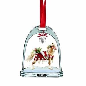 Breyer Holiday on Parade Stirrup Ornament