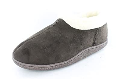 New Ladies Warm Lined Outdoor Sole Slipper Boots Slippers Boot Size 3 4 5 6 7 8 (3 UK)