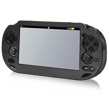 eForCity Aluminum Case for Sony PSP Vita , Black