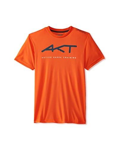 Kappa Men's Slim Fit Jersey Interlock T-Shirt