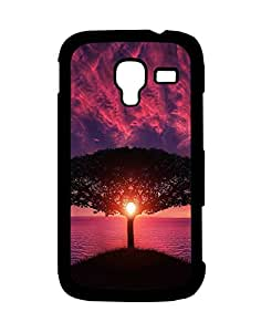 Mobifry Back case cover for Samsung Galaxy Ace 2 I8160 Mobile ( Printed design)