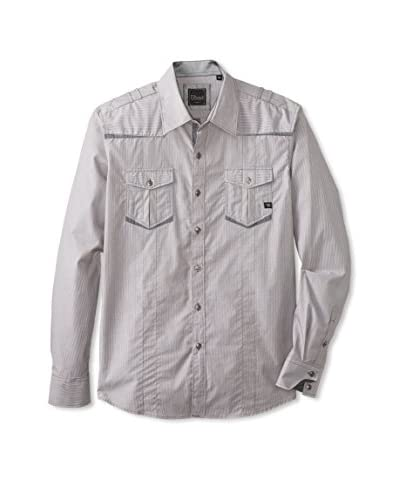 7 Diamonds Men's Decoder Solid Shirt