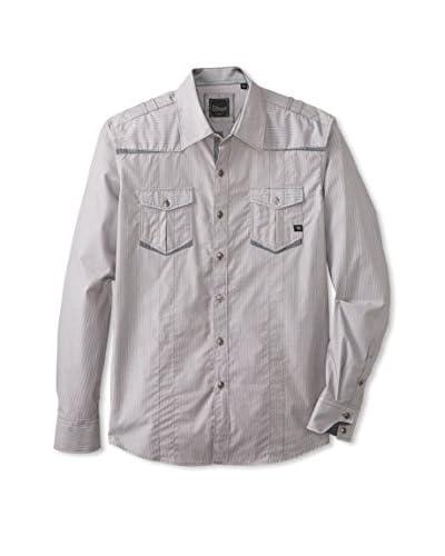 7 Diamonds Men's Decoder Solid Shirt