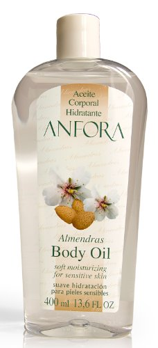INSTITUTO ESPAÑOL - OIL ANFORA ALMENDRAS 400 ml-unisex