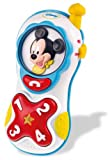 Clementoni 14864 - CLEMENTONI Disney Mickey Mouse Baby Lights and Sounds Mobile Phone (14864)