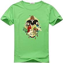 CharmaineJohnson Spirited Away Cartoon Youth Tee T-shirts - Pattern 2
