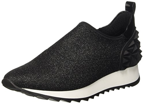 Cult Cream Scarpe Low-Top, Donna, Nero (Black/Black), 36