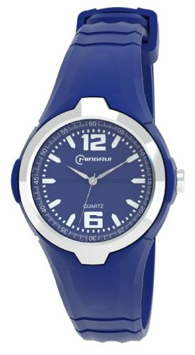 30M Water-Proof Analog Girls Sport Watch Mr-8805-4