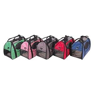 Gen7Pets Carry-Me Fashion Pet Carrier, Medium, Spring Green