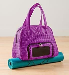 Gym Bag-Black-Everything Fits
