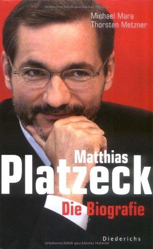 Matthias Platzeck. Die Biografie