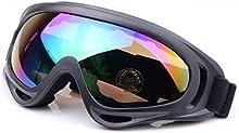 Worldshopping4U Tactical UV400viento Polvo Kite Surfing Jet Ski Gafas de protección ocular Gafas Airsoft, Paintball Caza