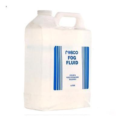 Rosco Fog Fluid 4 liter. by Rosco