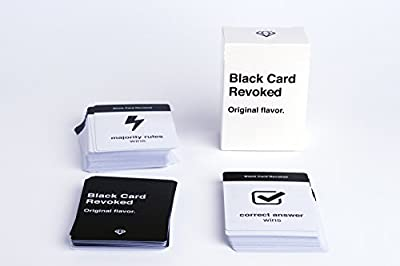 Black Card Revoked - Original Flavor by Ariel Brands LLC