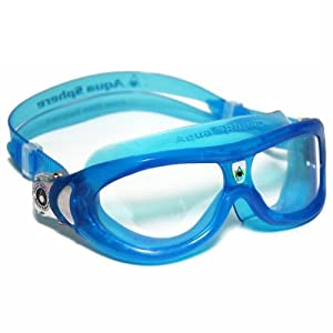 Aqua Sphere Kids Seal Swimming Goggles - Blue