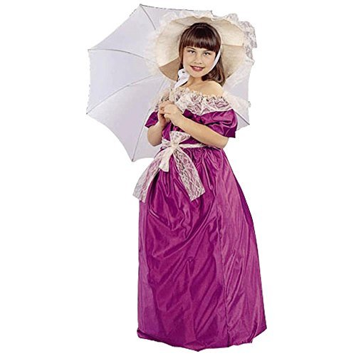 [Child's Southern Belle Halloween Costume (Size:Small 4-6) by RG Costumes] (Southern Belle Child Halloween Costume)