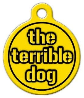 Steelers Terrible - Custom Pet ID Tag for Dogs