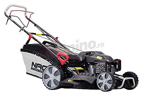 Benzin-Rasenmäher mit Antrieb Nac LS53-EA190-HS
