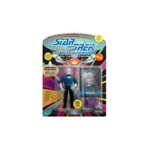 Star Trek TNG Mordock The Benzite Action Figure