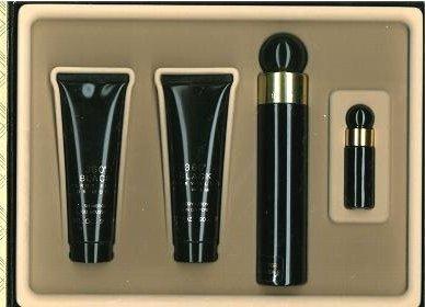 360 Black by Perry Ellis for Men Gift Set