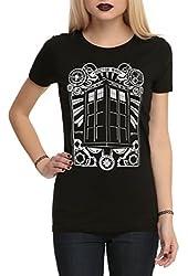 Doctor Who TARDIS St. John Ambulance Girls T-Shirt