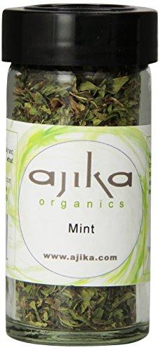 Ajika Organic Mint, 0.6-Ounce