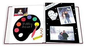 "12""X15"" WHITE INSERT SCRAPBOOK REFILL PAGES - Photo Album"