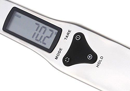 Zogin Cuillère Balance Échelle Numérique Pèse 0.1 / 500 g