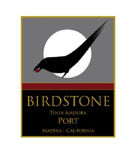 2001 Birdstone Port-Style Tinta Madeira Madera 750 Ml