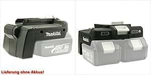MAKITA Akku-Adapter 2x18V BLM430 (195849-2)