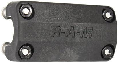 Ram Mount Rod 2000 Rail Mount Adapter Kit Black