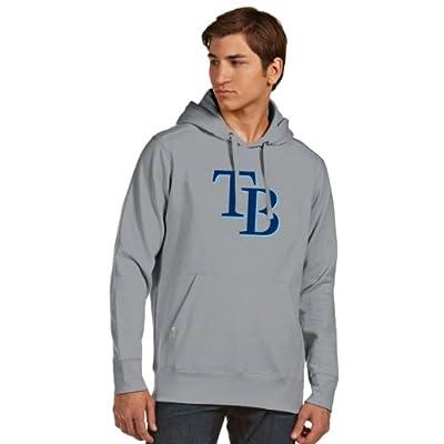 MLB Tampa Bay Rays Men's Signature Hoodie