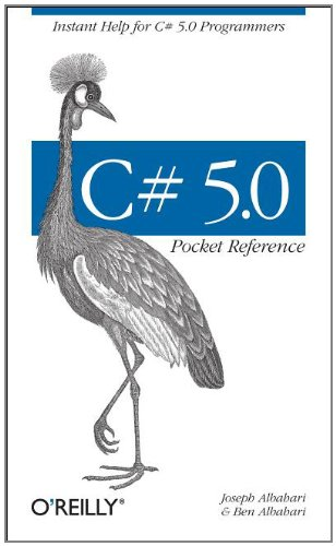 C 5 0 Pocket Reference Instant Help for C 5 0 Programmers