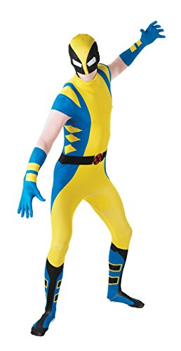 Rubie's Costume Men's Marvel Universe Wolverine Adult 2Nd Skin Costume